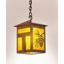 Mission 1 Light Hanging Lantern