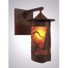 Elk 1 Light Outdoor Wall Lantern