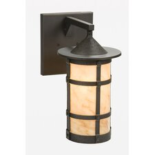 <strong>Steel Partners</strong> San Carlos 1 Light Outdoor Hanging Wall Lantern