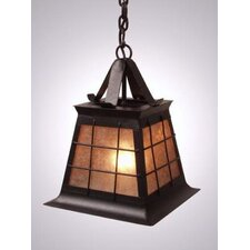 Top Ridge 1 Light Hanging Lantern