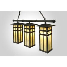 San Carlos Triple Anacosti Light Pendant