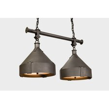 Trulli Double Anacosti Light Pendant