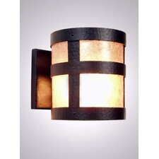Portland Open 1 Light Wall Sconce