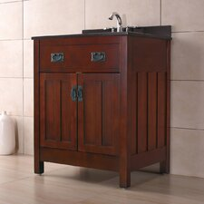 Cain 28'' Bathroom Vanity Ensemble Set