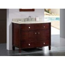 Georgia 42'' Bathroom Vanity Ensemble Set