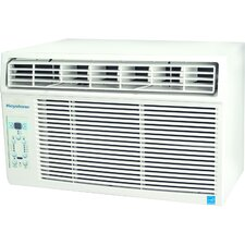 12,000 BTU Energy Efficient Window Mounted Air Conditioner with Remote
