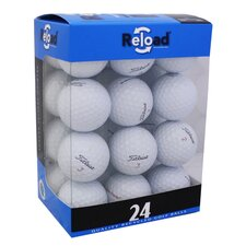 <strong>ReLoad</strong> High Grade Titleist Pro V1X 2010 Golf Ball (Set of 24)