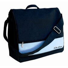 Blue Pilates Yoga Metro Bag