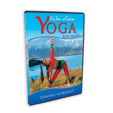 <strong>Wai Lana</strong> Yoga Toning Workout DVD