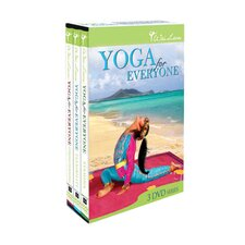 Yoga For Everyone Tripack DVD