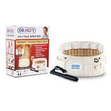 2 in 1 Stretch and Support Belt