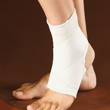 <strong>NYOrtho</strong> Slip-On Ankle Support in Cream