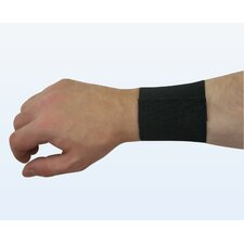 Elastic Wrist Wrap in Black