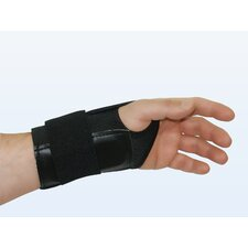 Elastic Hand and Wrist Support with Stay in Black