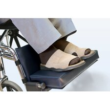 <strong>NYOrtho</strong> Footrest Extender with Leg Rest Pad in Navy