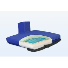 Apex Core Pommel Gel-Foam Cushion in Royal Blue
