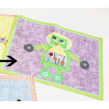 Green Robot Placemat