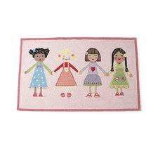 Best Friends Area Rug