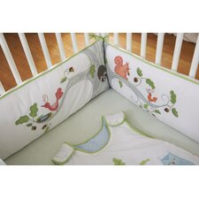 Wishing Tree Crib Fitted Sheet