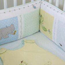 Sweet Pea Baby Crib Bedding Set (Set of 3)