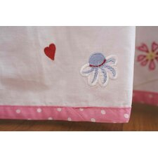 <strong>The Little Acorn</strong> Natureland Fairies Bed Skirt