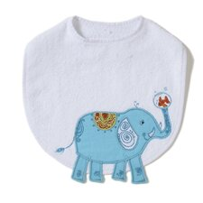 Alphabet Adventure Elephant Bib