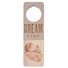 """""""Dream Time"""" Door Hanger"""