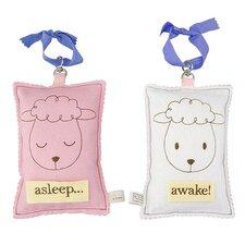 Sheep Asleep / Awake Sign