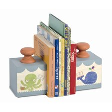 Ocean Fun Book Ends (Set of 2)