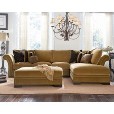 Wagner 2 Piece Sectional