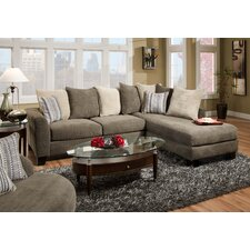 Sheridan 2 Piece Sectional