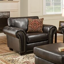 Radford Club Chair and Ottoman