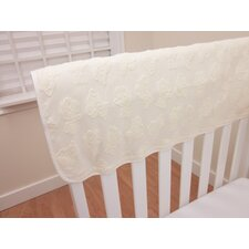 Terry Cotton Convertible Crib Rail Guard
