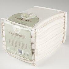 Organic Cotton Interlock Crib Bumper