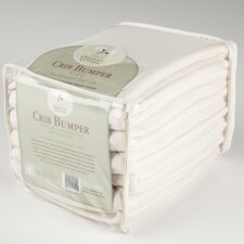 Organic Cotton Interlock Crib Bumper