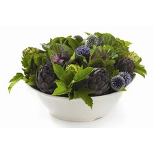 "Frostone 12.5"" Salad Bowl"
