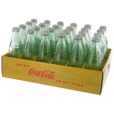 <strong>Tablecraft</strong> Coca Cola Mini Bottle Salt and Pepper Shaker Set