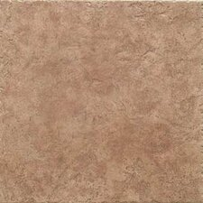 "Creekstone 20"" x 20"" Ceramic Floor and Wall Tile in Noce"