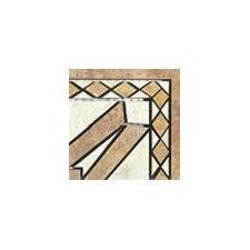 """Creekstone 6-1/4"""" x 6-1/4"""" Universal Corner Mosaic"""