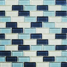 Shimmer Blends Ceramic Glossy Mosaic in Arctic