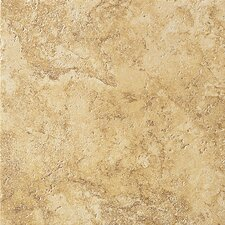 "Artea Stone 20"" x 20"" Field Tile in Gold"