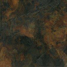 "Imperial Slate 12"" x 12"" Field Tile in Black"
