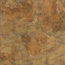 "Imperial Slate 12"" x 12"" Field Tile in Tan"