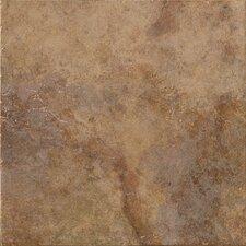"Solaris 18"" x 18"" Field Tile in Nutmeg"