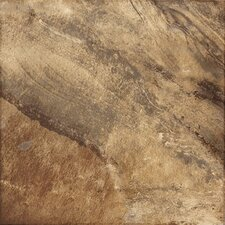 "<strong>Marazzi</strong> Jade 20"" x 20"" Field Tile in Chestnut"