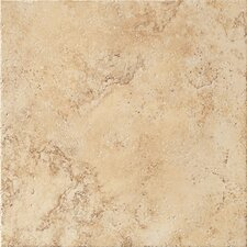 "Tosca 20"" x 20"" Field Tile in Ivory"
