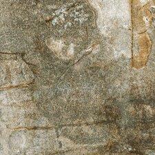 "Vesale Stone 6- 1/2"" x 6- 1/2"" Modular Tile in Moss"