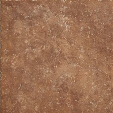 "Walnut Canyon 20"" x 20"" Field Tile in Umber"