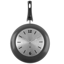 Wok Time Wall Clock