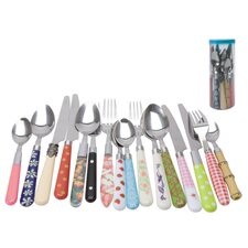 16 Piece Mix and Match Cutlery Set